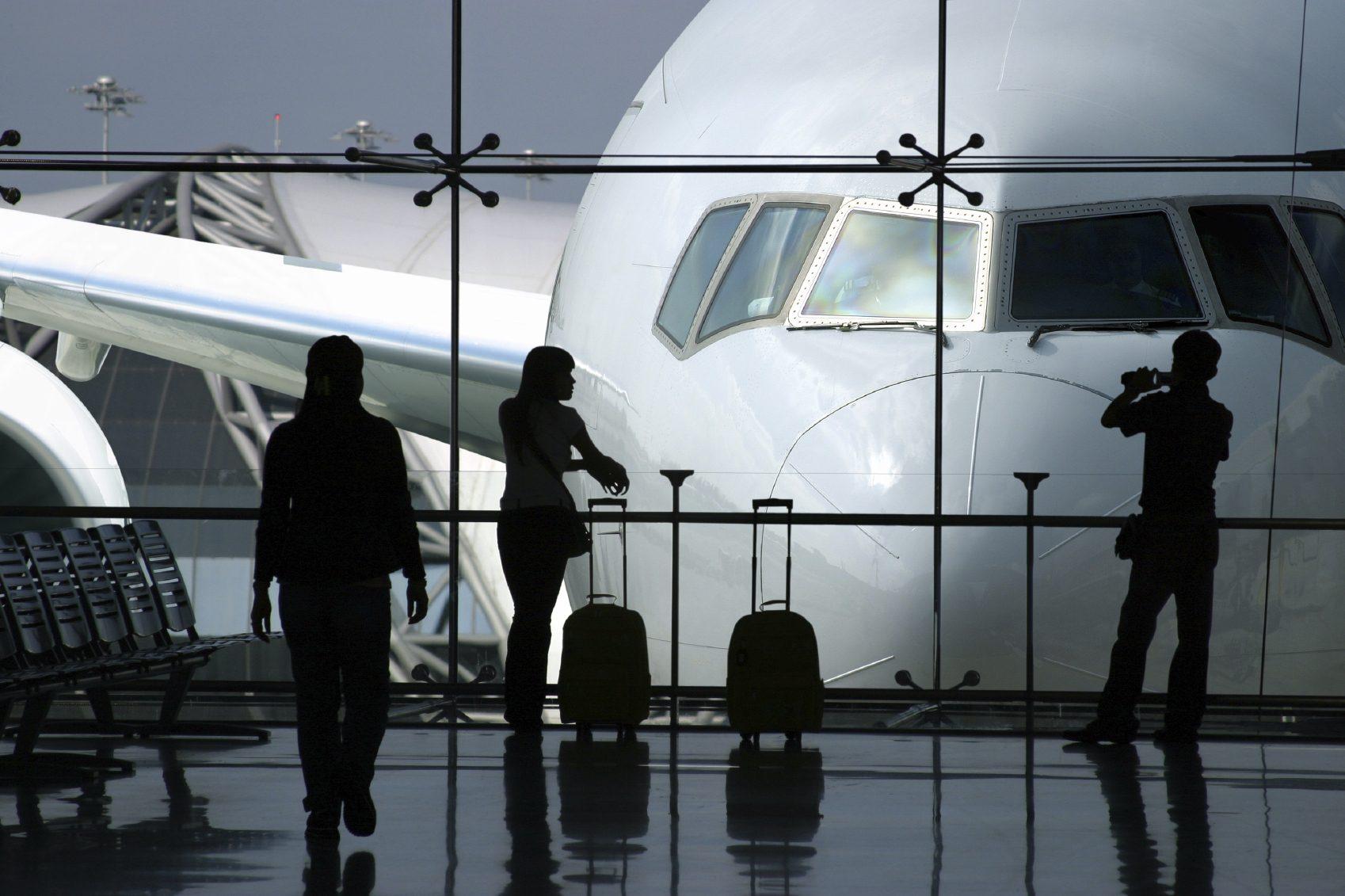 Demanda por transporte aéreo de passageiros sobe 10,7% em abril, diz Iata