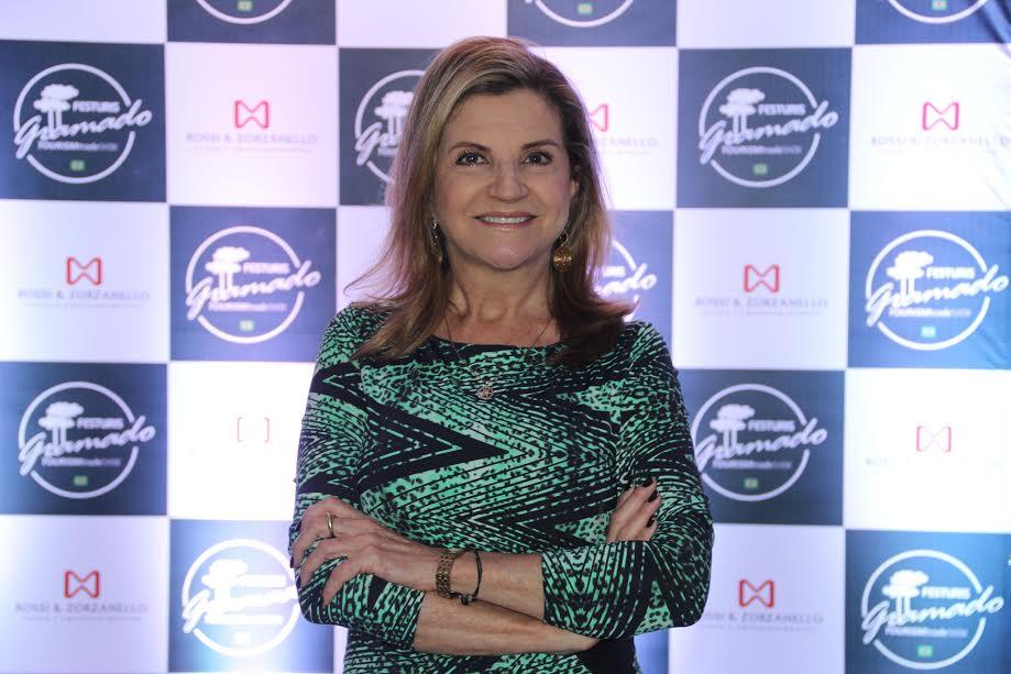 """Marta Rossi, presidente do Festuris: """"mesmo com crise, apostamos na geração de negócios"""""""