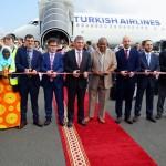 Turkish Airlines inaugura voo para Zanzibar, na África Oriental
