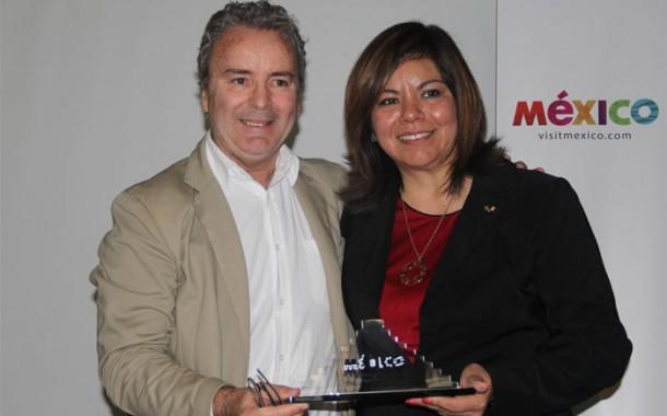 Conselho de Promoção Turística do México homenageia operadores e imprensa