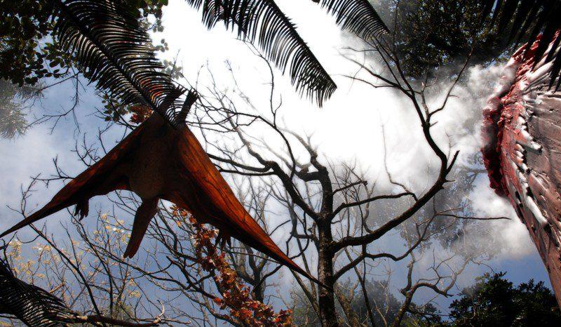 """Zoológico de São Paulo apresenta exposição """"Mundo dos Dinossauros"""""""