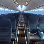 GOL lança primeira aeronave com assento em couro ecológico