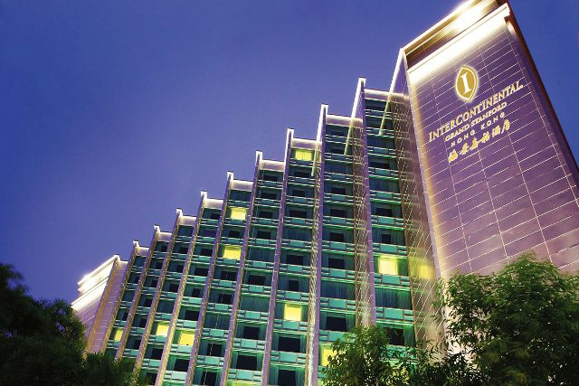 InterContinental de Hong Kong é hotel de negócios mais luxuoso do mundo