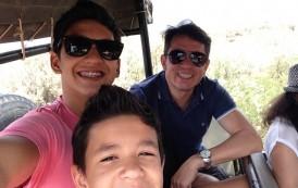 Gelson Popazoglo e filhos: Testemunhas VIPs (RETRO 2017)
