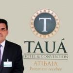 Tauá Hotel de Atibaia tem novo gerente geral