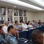 Reordenação da Costa Verde é discutida por autoridades