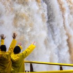 Pesquisa revela que 98,1% dos que visitaram Foz do Iguaçu querem voltar