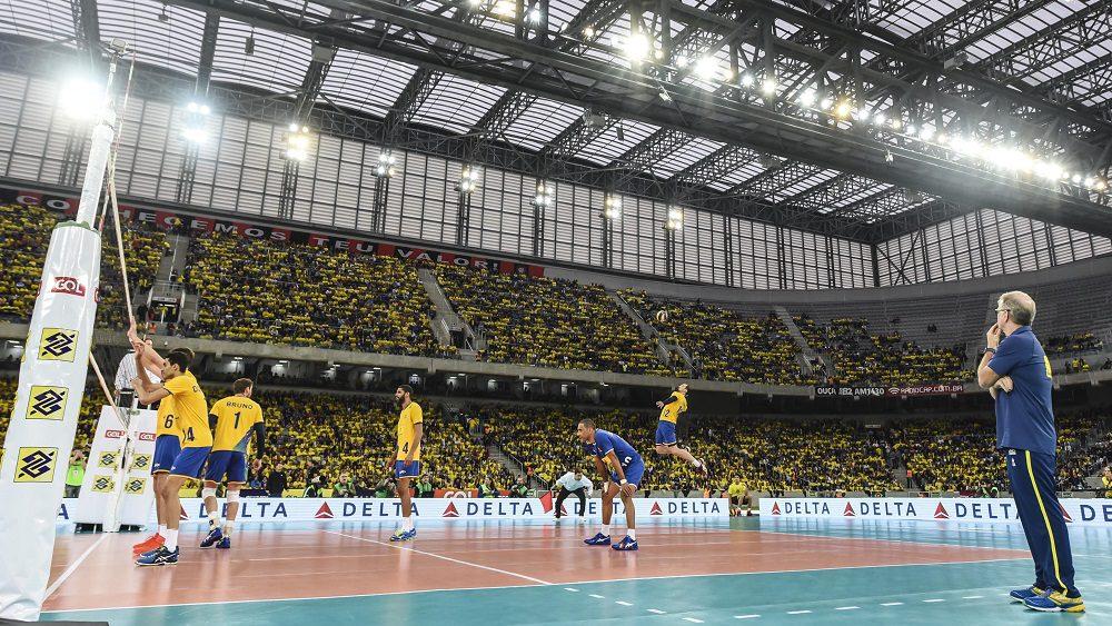 Confederação Brasileira de Voleibol voará com a Delta Air Lines