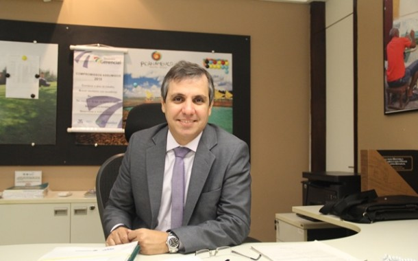 Adailton Feitosa, presidente da Empetur: