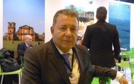 Alexandre Sampaio, da FBHA, fala ao DIARIO sobre o repasse da gorjeta (RETRO 2017)