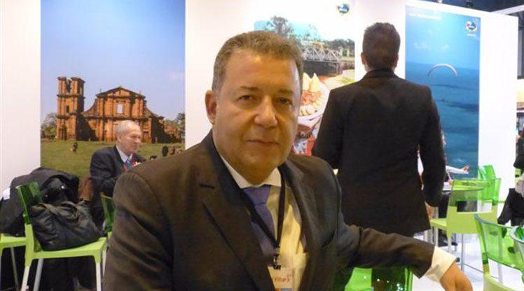 Alexandre Sampaio, da FBHA, fala ao DIARIO sobre o repasse da gorjeta