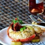 Pousada Chez Louise et Louis oferece menu saboroso e variado