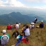 Carnaval com caminhadas e cachoeiras na Serra da Bocaina