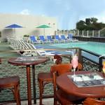 Recife Praia Hotel reverencia antigos Carnavais