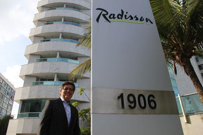 """Eugênio Emerenciano, do Radisson Recife: """"Carnaval com hotel cheio"""""""