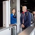 KLM testa embarque por reconhecimento facial na Holanda