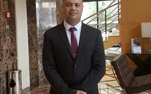 Rodrigo Santana é o novo gerente geral do TRYP Jesuíno Arruda