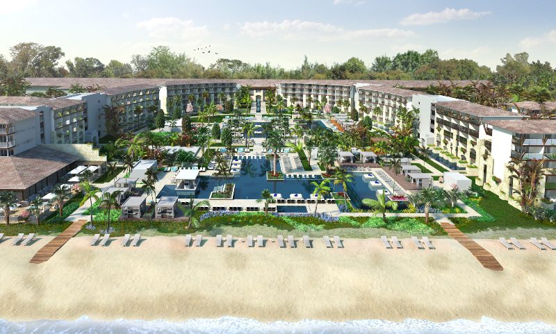 Costão do Santinho inaugura complexo para eventos no hotel