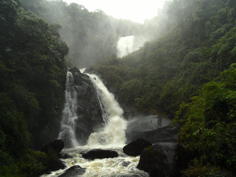 Cachoeira das Posses, um dos atrativos durante o passeio. (Foto: divulgação)