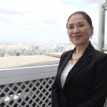 """Chieko Aoki: """"o hóspede não está mais exigente, mas sim, mais experiente"""""""