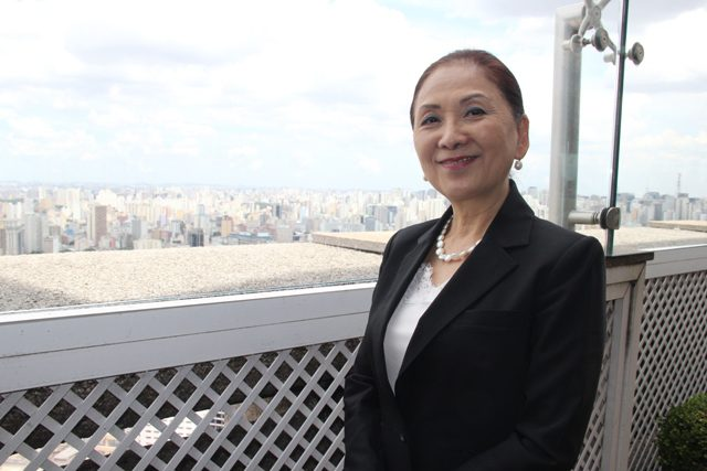 """Chieko Aoki: """"o hóspede não está mais exigente, mas sim, mais experiente"""" (RETRO 2017)"""