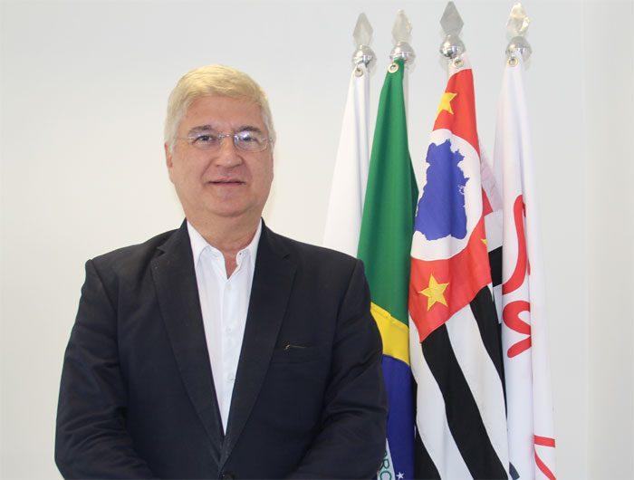 """David Barioni , presidente da SPTuris: """"nosso foco está no plano de privatização"""" (RETRO 2017)"""