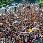 Carnaval de Belo Horizonte recebe três milhões de foliões
