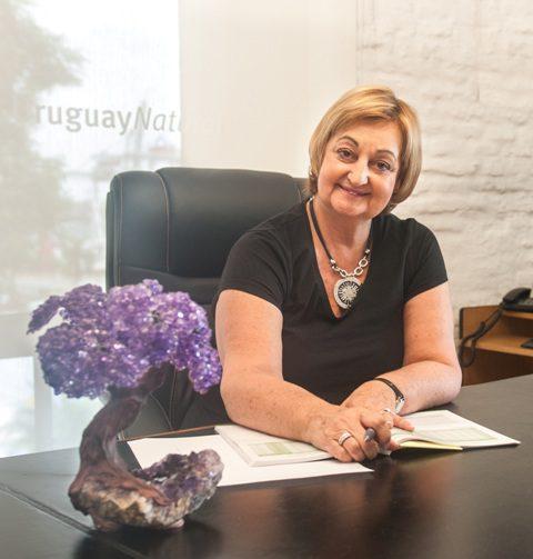 Ministra do Turismo do Uruguai, Liliam Kechichian, comparecerá a eventos no Brasil