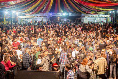 O Oktoberfest é uma festa típica germânica que reune a culinária e os costumes alemães (Foto: divulgação)