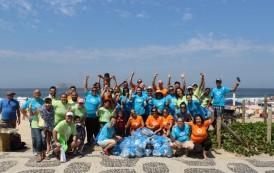 Alatur JTB promove 2ª edição de ação socioambiental, no Rio de Janeiro
