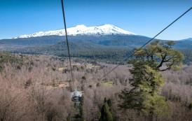 Reserva Biológica Huilo Huilo ganha teleférico, o primeiro do Sul do Chile