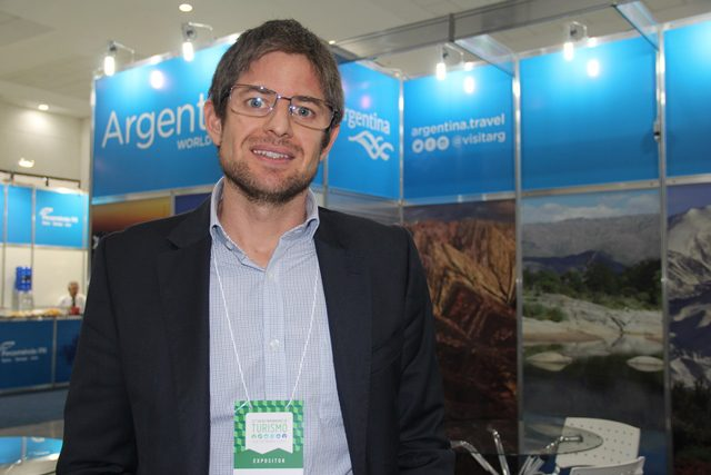 Gonzalo Romero é o novo diretor da Air Europa no Brasil