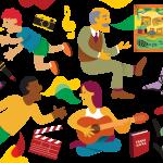 Palestras sobre turismo na Semana da Língua Alemã, no Espaço Cultural Vértice