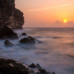 Amanhecer no Cayman Brac (Foto: divulgação)