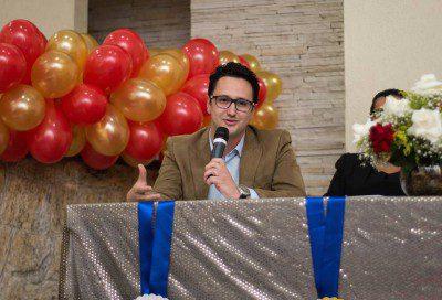 Danilo Ramalho, diretor executivo do GRU CVB (Foto: acervo pessoal)
