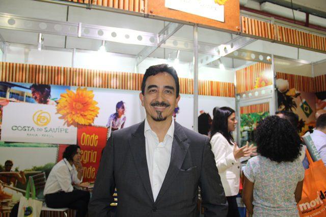 Gustavo Syllus, diretor de marketing e vendas da Costa do Sauípe: