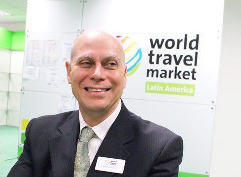 """Lawrence Reinisch, diretor da WTM: """"manteremos o evento no Expo-Center Norte"""""""