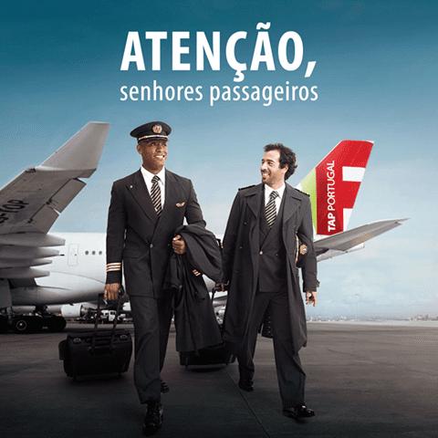 TAP Portugal alerta sobre concurso cultural falso