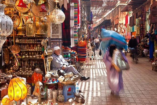 Cinco mil marroquinos visitaram o Brasil