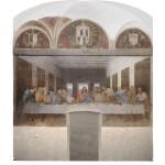 """Pintura """"A Última Ceia"""" será restaurada pelo grupo italiano Eataly"""