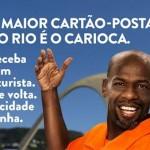 """RioTur lança campanha  """"O maior cartão-postal do Rio é o carioca"""""""
