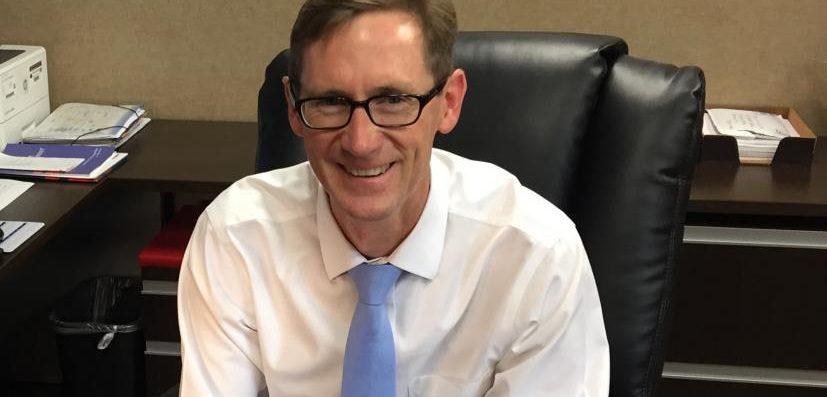 Gareth Joyce, vice-presidente sênior de Atendimento ao Cliente e Carga da Delta (Foto: arquivo DT)