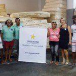 IBEROSTAR apoia campanha social em comunidade no litoral da Bahia