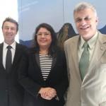"""Milagros Uchoa, do escritório da Promperu: """"crescemos de forma sustentável no Brasil"""""""