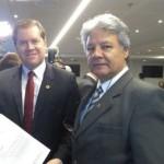 Max Beltrão recebe convite para participar da Feira de Turismo AVIRRP 2017