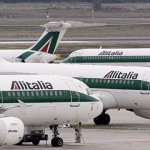 Alitália, uma das principais companhias aéreas da Europa, deverá ser vendida ou liquidada