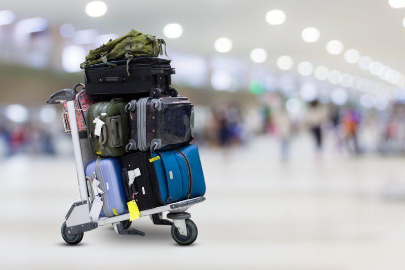 Compartilhar bagagens permite fazer compras no exterior sem viajar