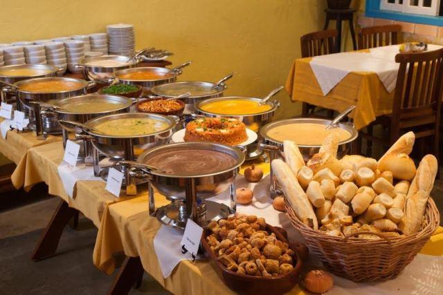 Consulado Mineiro Cidade Jardim realiza festival de caldos, cremes e sopas