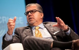 Frase do Dia: Frank Del Rio, presidente e CEO da Norwegian Cruise Line Holdings