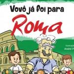 """Fernanda Braz lança novo livro da coleção """"Vovô conhece o Mundo"""""""